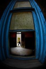 Am I Dreaming? (Luis Montemayor) Tags: door window walking mexico ventana puerta dream fisheye explore myfavs sueo realdecatorce caminando sanluispotosi dreamjournal dflickr dflickr180307
