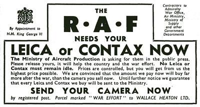World War II Appeal