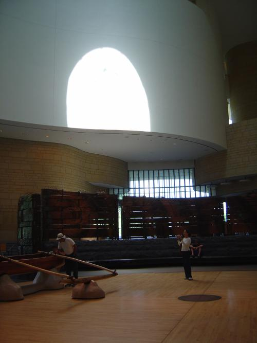Light and shadow, NMAI, Washington, DC