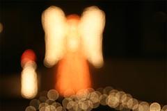 christmas past (artfilmusic) Tags: abstract angel focus