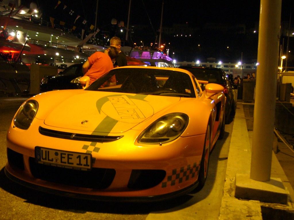 Techart Carrera GT