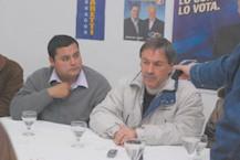 Daniel Cabrera - Juan Schiaretti (Gentileza Foto