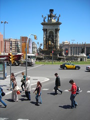 Plaza Espanya