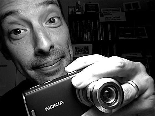 Nokia N95 Peephole