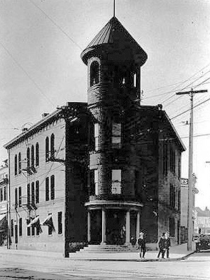 Ballard City Hall