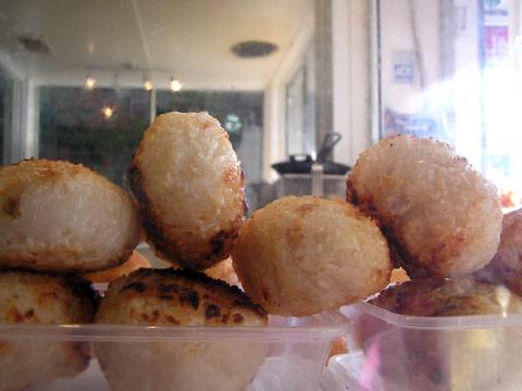 Cambodian food Anksom Cheik Chien - Melbourne
