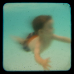 Learning to Fly, Part II (olla podrida) Tags: water pool swim duaflex flyin underwaterphotography ttv throughtheviewfinder