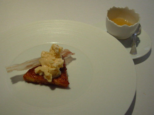 The Fat Duck - Nitro-Scrambled Egg and Bacon Ice Cream