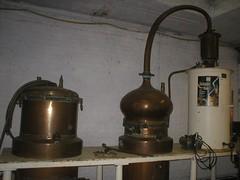 Alambic Still 600 liter Capacity