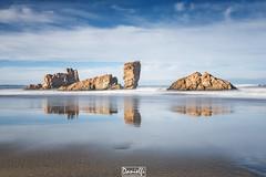 Playón de Bayas (danielfi) Tags: asturias asturies bayas sablón playón costa coast paisaje landscape mar sea beach ngc