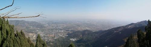 Xiang shan panorama
