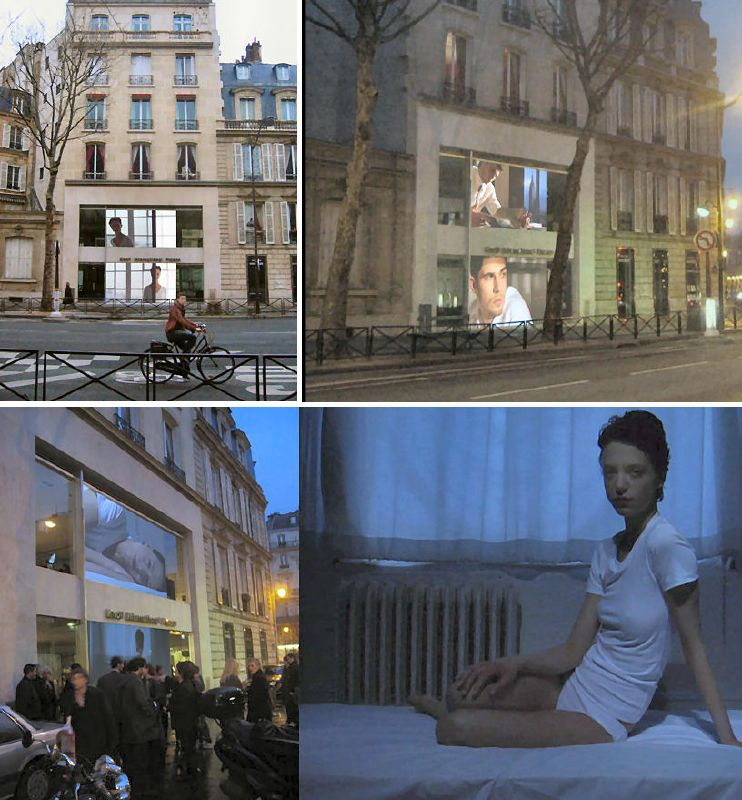Knoll in Paris   Film Screens That Lure