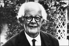 Jean Piaget by mirjoran, on Flickr