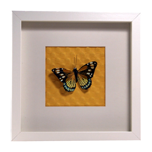 faux butterfly display 1