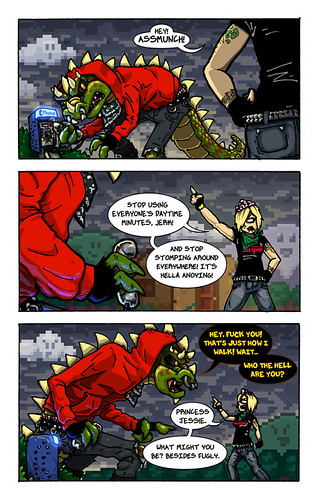 Hardcoreasaurus - Page 4