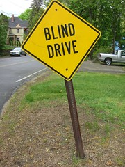 Blind Drive (:: Wendy ::) Tags: sign drive blind