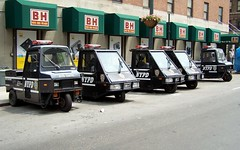 NYPD Traffic Unit (tom_hoboken) Tags: nyc police nypd cushman cityofnewyork policedepartment trafficunit