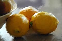 lemons (Magda'70) Tags: art digital painting creative lemons digitalpainting stillife 2007 artforart anawesomeshot zymon