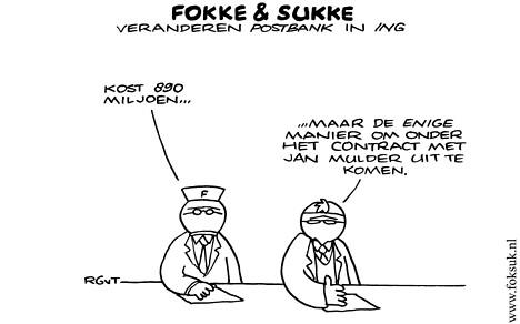 fokSuk Postbank ING