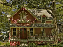 Cottage-2 (Sunset Sailor) Tags: cottage gingerbread explore marthasvineyard campground oakbluffs 1870 lucisart abigfave