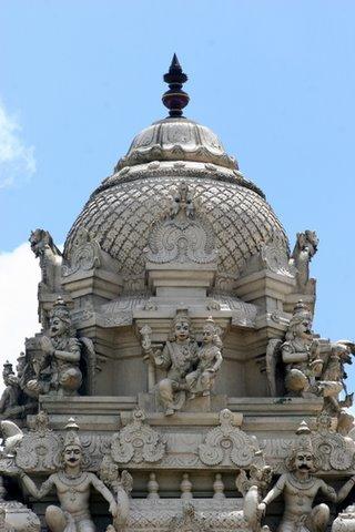 Gopuram, Gopalaswamy Temple