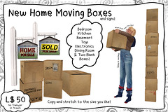 -RC- New Home Moving Boxes - New Price! (-RC- Cluster) Tags: moving movers move movingbox box boxes cardboard carry haul moved clutter apartment house forsale forrent sold rented home