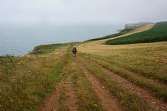 Cliff Walk (coffee_ruth) Tags: cliff beach sea walk seaside devon sidmouth ottery britain england dorset