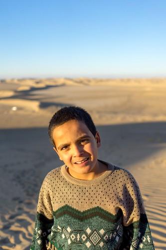 Iran - Varzaneh - Boy