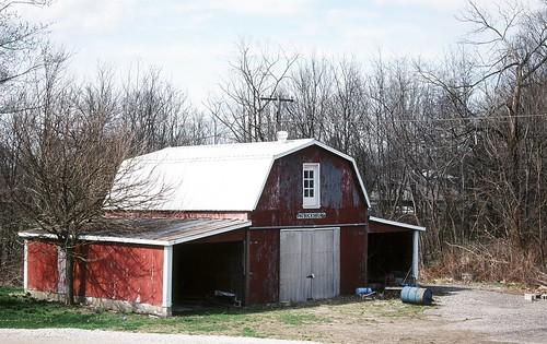 Patricksburg Barn