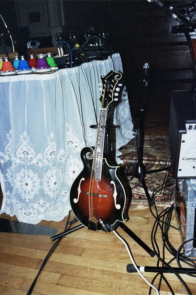mandolin + bells
