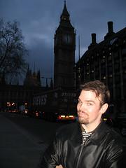 Me and Big Ben!