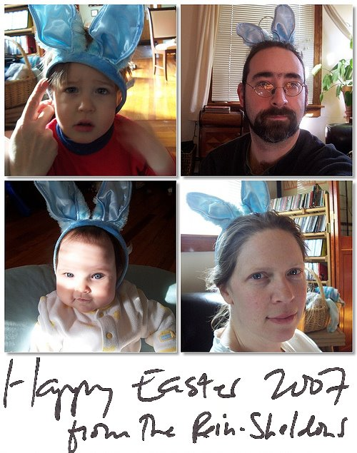 Happy Easter 2007