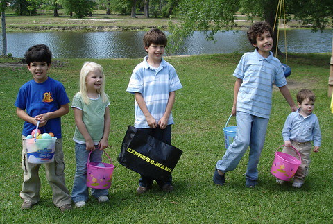 Easter Sunday - April 8, 2007