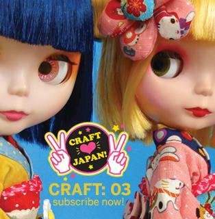 Blythe in Craft: magazine