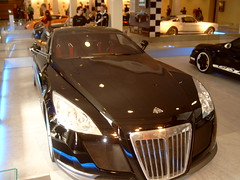 Maybach Exelero (Davydutchy) Tags: exhibition prototype supercar carshow 2007 conceptcar maybach autorai exelero