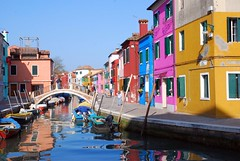 Burano reflexes - by nico.cavallotto