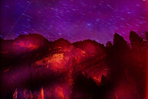 Night in Yosemite, Photograph by Harold Davis