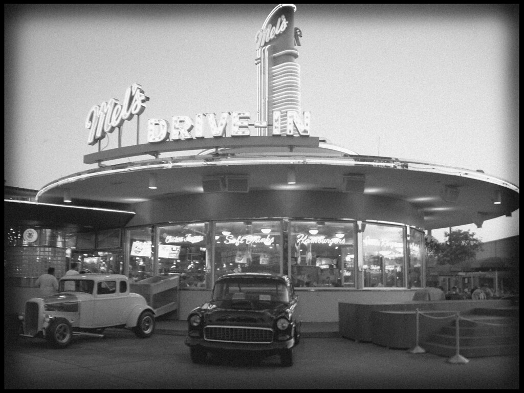 Mel's Drive-In by Scott Kinmartin, on Flickr