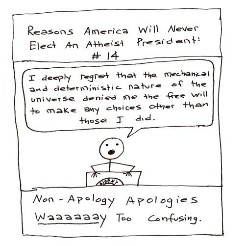 Atheist President