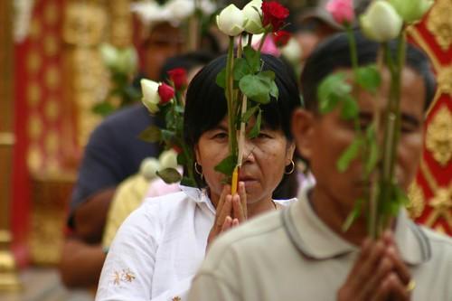Wat Suthep, Chiang Mai.