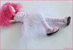 Little strawberry (MiriamBJDolls) Tags: doll matilda bjd sarang msd bluefairy tinybear tinyfairy littlestrawberry