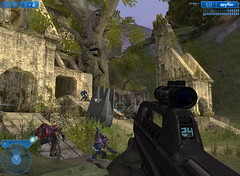 halo 2 on vista