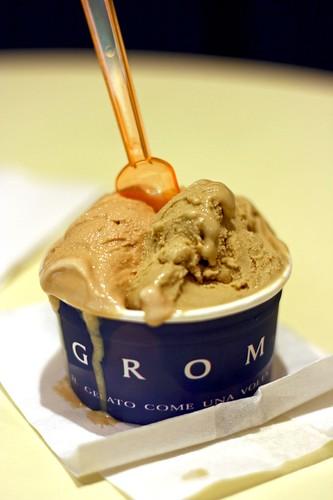 Grom's Gelato