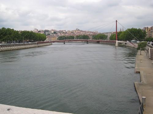 La croix rouge in Lyon