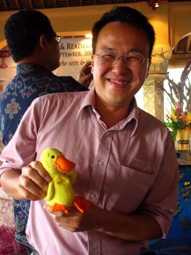 Tan Twan Eng, author