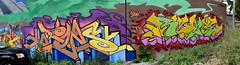 quickage-DSC_0202-DSC_0205 v2 (collations) Tags: ontario toronto graffiti rons rcade dohcrew