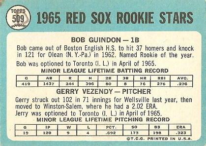 Bob Guindon, Gerry Vezendy (back) by you.
