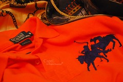 Orange... Mood ,,, (ShooSh `) Tags: orange capri mood polo ralphlauren qtr