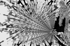 Freedy and the jailbreak (helua333 †) Tags: mond form farbe abstrakt sterne universum otw drumherum theadminsgallery textundbild