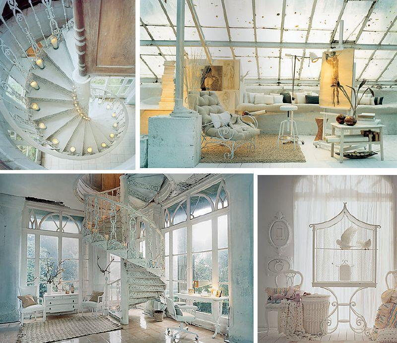 Home Inspiration: Zara Home Inspiration In White